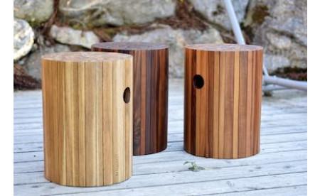 collection [pax maggia] by Holzstangl - Handgefertigte Beistelltische aus Holz