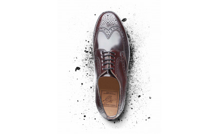 London Full - Brogue C - Heinrich Dinkelacker