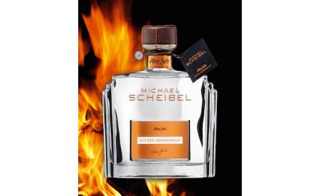 """Edition Michael Scheibel - """"Wilder Bergkirsch"""""""