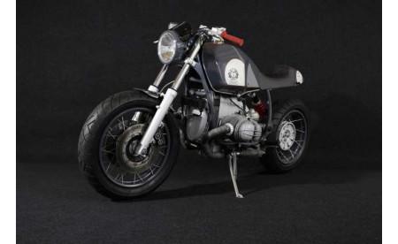 BMW R100R - Renneisen2 Umbau Cafe Racer