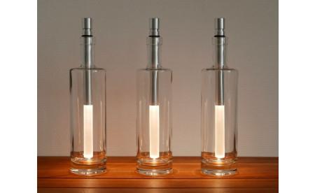 Bottlelight - Flaschenleuchte BOT03 warmweiß-LED