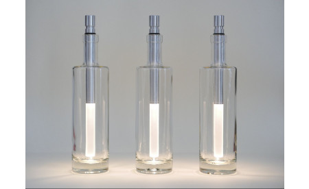 Bottlelight - Flaschenleuchte BOT03-kaltweiß-LED
