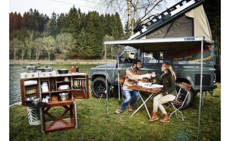 Camp Champ - eine Entdeckerküche
