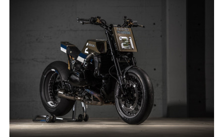 "BMW R 1200 R ""Eddi 21"" - VTR Customs"