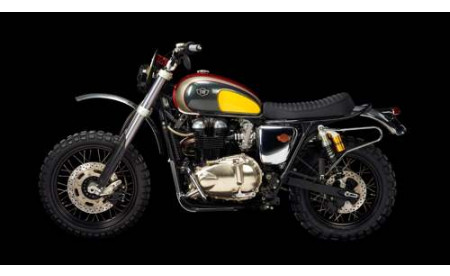 Triumph Bonneville - Evolution #0