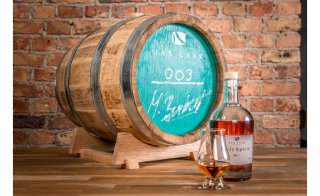 Das Cask—Ihr eigenes Whiskyfass