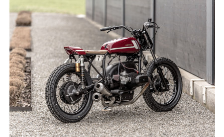 "BMW R 75-7 ""Flachkopf"" - VTR Customs"