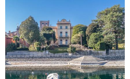 HISTORISCHE VILLA AM SEEUFER - GOLF DER VENUS - Comer See, Tremezzina, Lenno, Italien