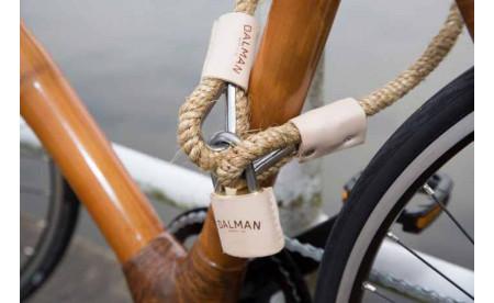 "Fahrradschloss ""Jon Lock"" aus Hanf by Dalman Supply"