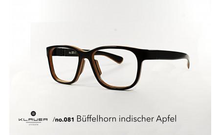 Brille No. 081 - Klauer UNIKATE