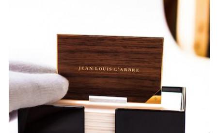 "L'ARBRE Card ""L'ÉLU"""