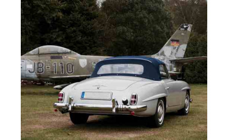 Mercedes 190 SL im absoluten TOP ZUSTAND