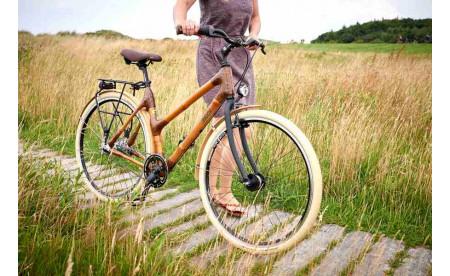 my Pra - Bambus Citybike - my Boo