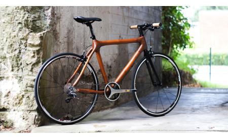 my Todzie Metrea - sportliches Urbanbike - my Boo