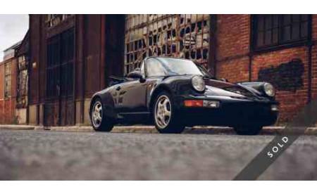 Porsche Carrera 964 WTL