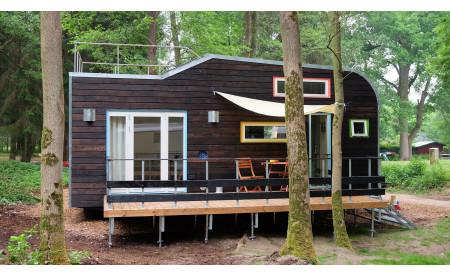 Tiny House - SCHWARZBAU HEDE - Radsack