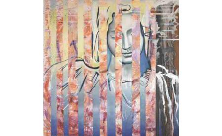 Vertical XB 3 (Pietà) - Kai Ladzinski