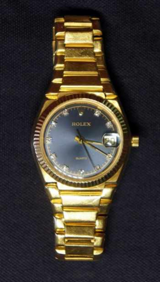 Rolex Ref.5100 mit Brillanten limited Edition bei UNIKATOO -k
