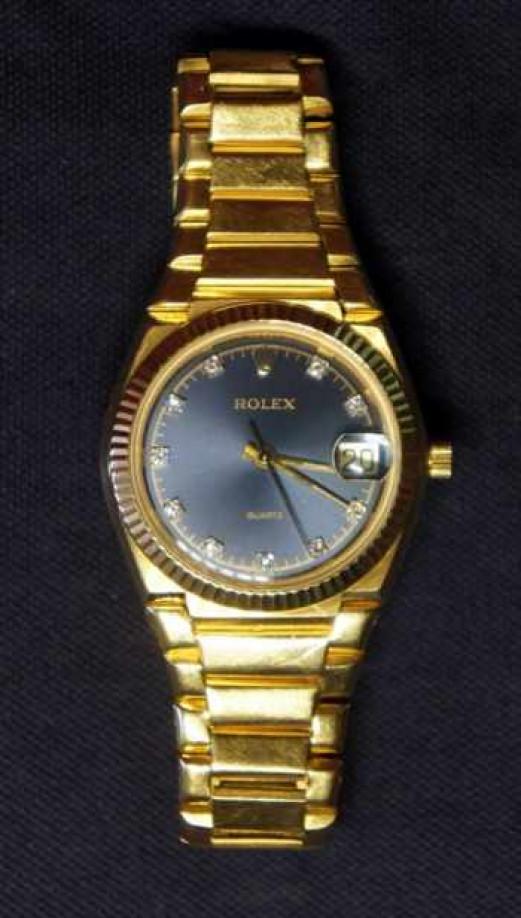 Rolex Ref.5100 mit Brillanten limited Edition bei UNIKATOO -k