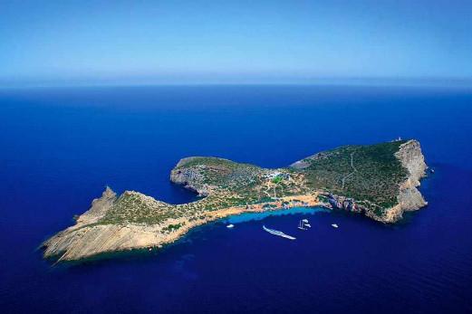 Private island KLEIN
