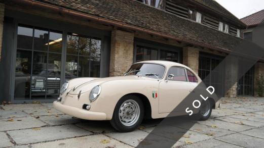 356 A Carrera sahara beige 1957