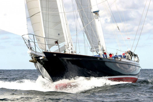 72' Royal Huisman Ketch 1985