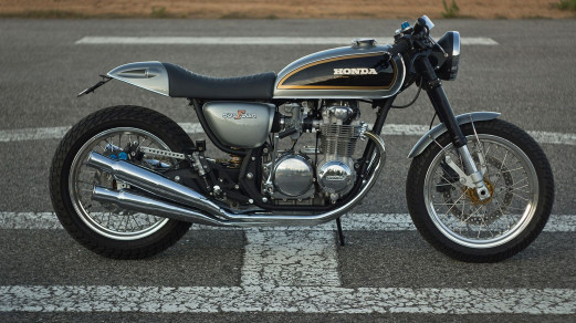 Honda CB 500 Four - TRIBUTE