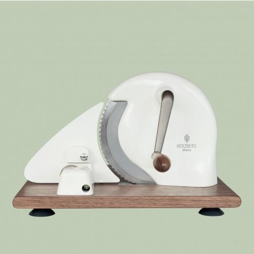 Die HerzBerg Schneidemaschine - Omnia