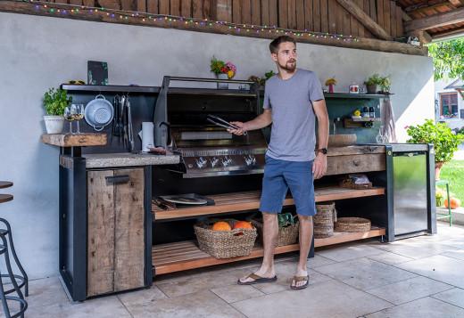 DIE OutdoorKüche – Das Original