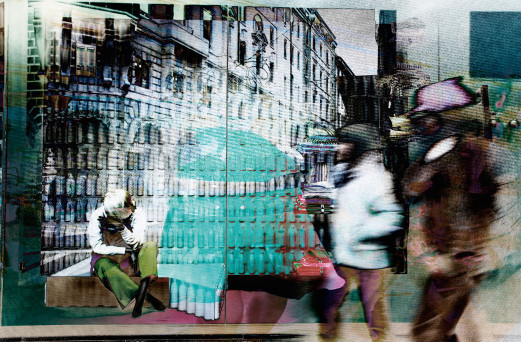Downtown Shopping - Norbert Schäfer PhotoArt