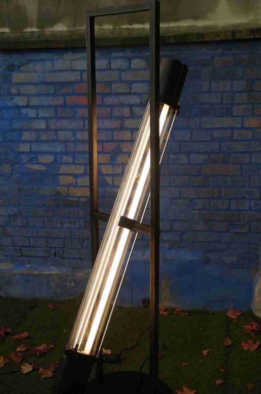Explosionsgeschützte Leuchte ehemalige DDR - Sammlerstück