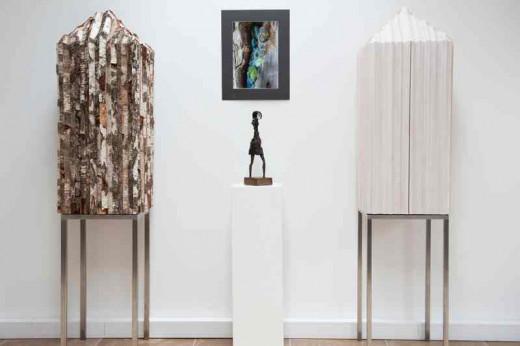 Arne Leucht - Kristall-Möbel