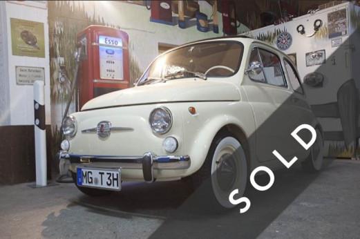Fiat Nuova 500 (Bj. 1957-1975)