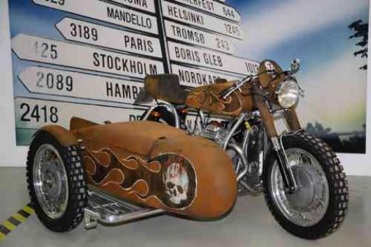 Trust the Rust - IWAN BIKES