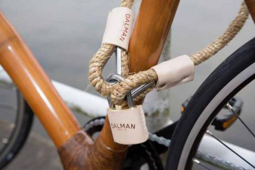 "Fahrradschloss ""Jon Lock"" aus Hanf by Dalman Supply-k"