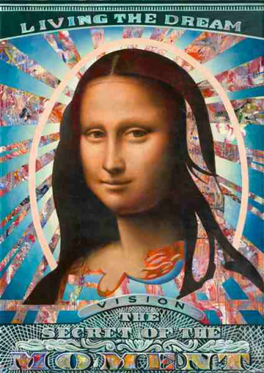 Mona Lisa (the Secret of the Moment) - Kai Ladzinski bei UNIKATOO