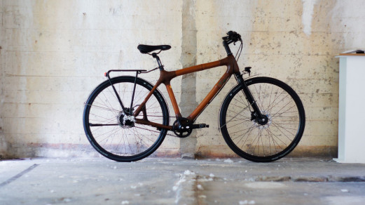 my Kuro Gates - Urbanbike mit Zahnriemen - my Boo