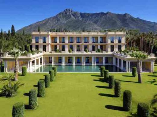 Luxuriöses Anwesen in Nagüeles