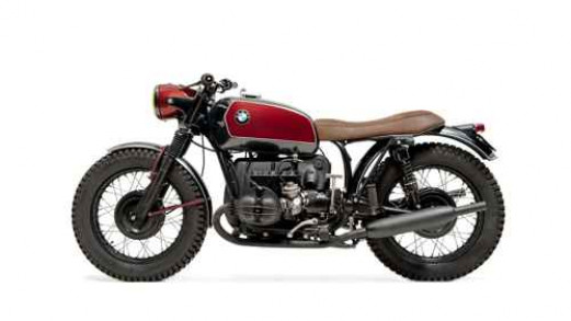 RECALL BMW R75 by UNIKATOO