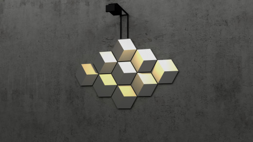 Hexagon 3D Lightobject