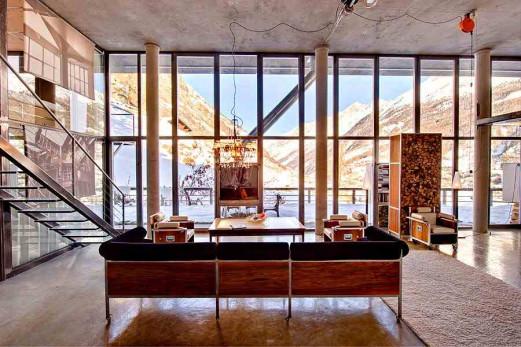 Designer-Loft in den Alpen KLEIN