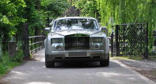 """""""Rolls-Royce"""" Chauffeurdienst Klein"""
