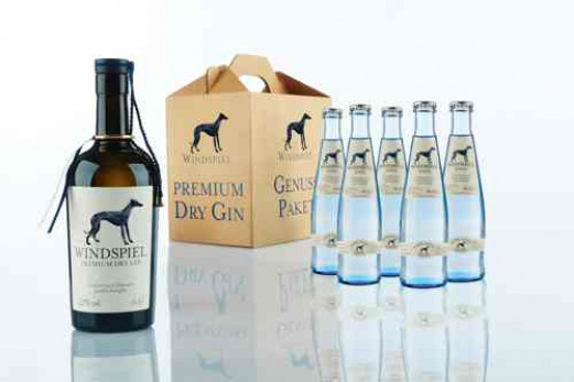 """Windspiel"" - Premium Gin & Tonic Set bei UNIKATOO"