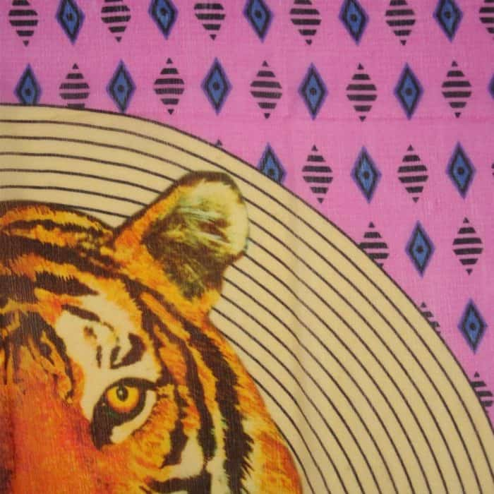 Eye of the Tiger pink 3
