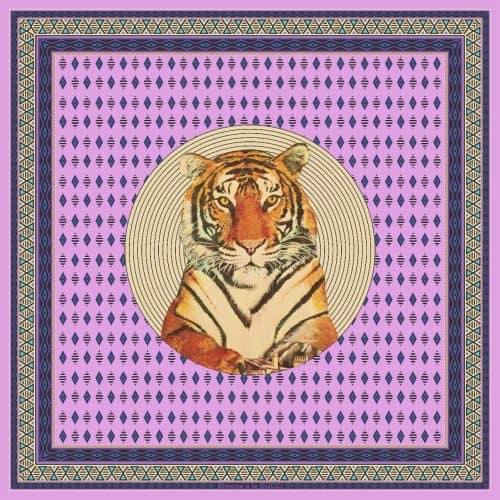 Eye of the Tiger pink 9