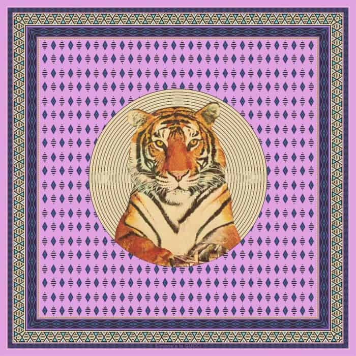 Eye of the Tiger pink 1