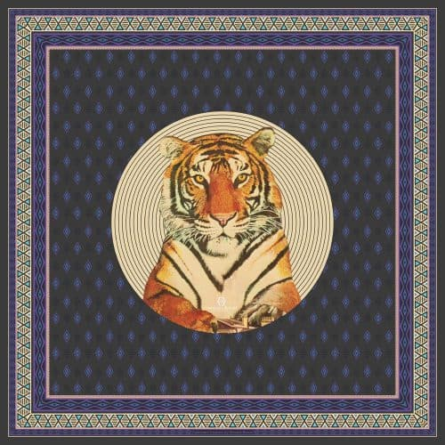 Eye of the Tiger black 8
