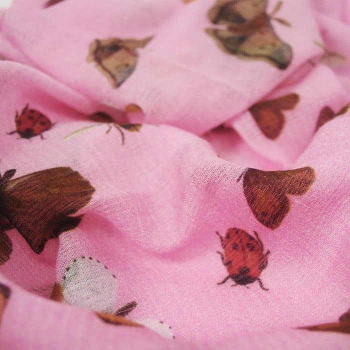 Ladybird pink 3