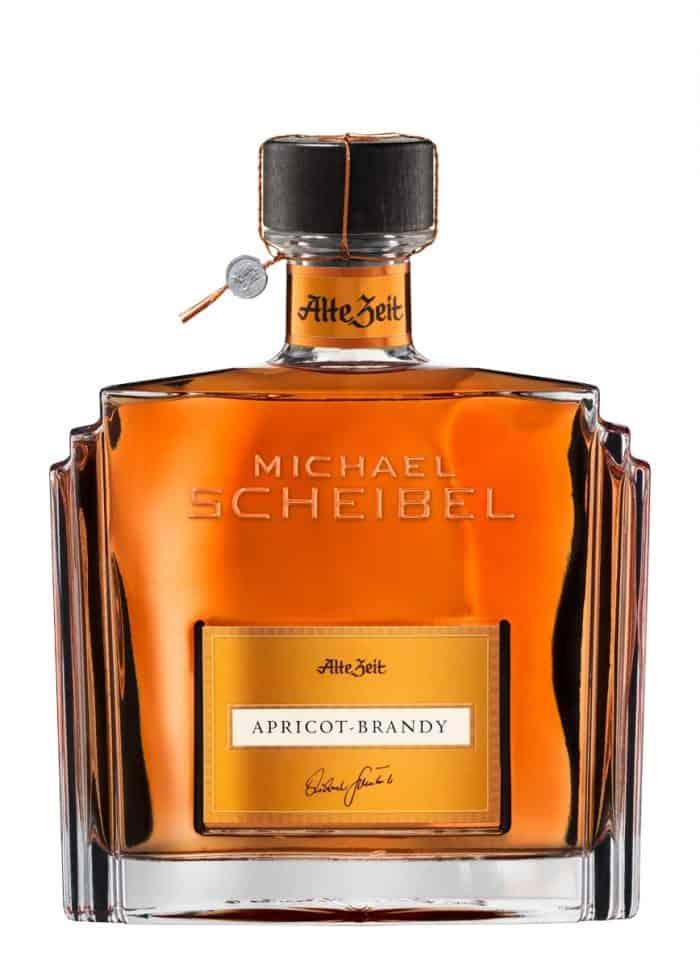 Emil Scheibel - Apricot-Brandy 1