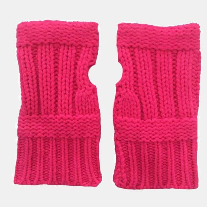 Chunky Finger Gloves 2